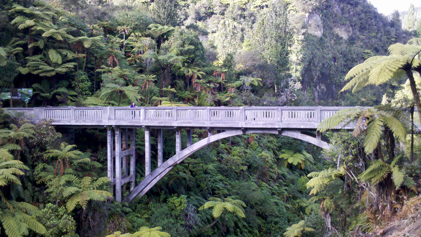 Bridge to Nowhere Tour - Whanganui River Adventures