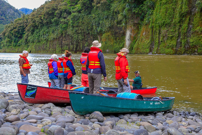 The Onedayer Adventure - Whanganui River Adventures