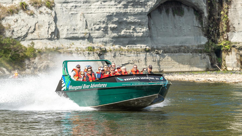 Manganui o te Ao River - Whanganui River Adventures