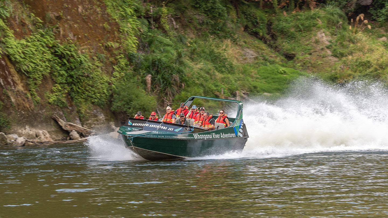 Whanganui River & River Road Combo
