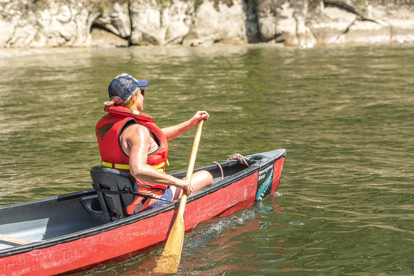The Overnighter Tour - Whanganui River Adventures